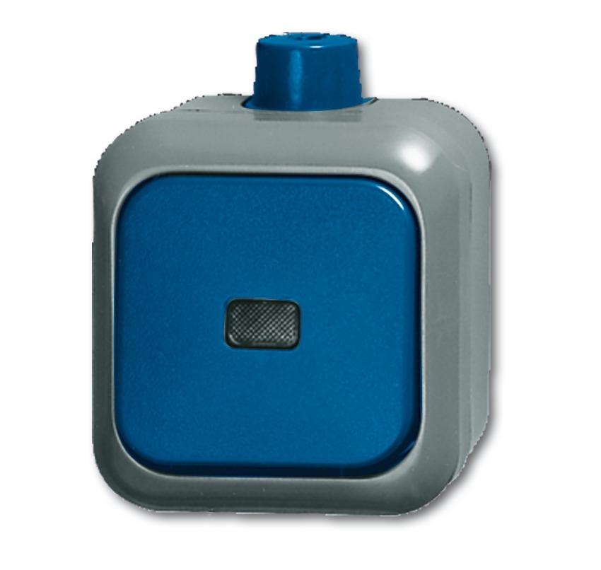 busch jaeger 2601 6 skwdi wippkontrollschalter aus und wechselschaltung 1084 0 0854. Black Bedroom Furniture Sets. Home Design Ideas